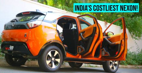 Tata Nexon Costliest Featured