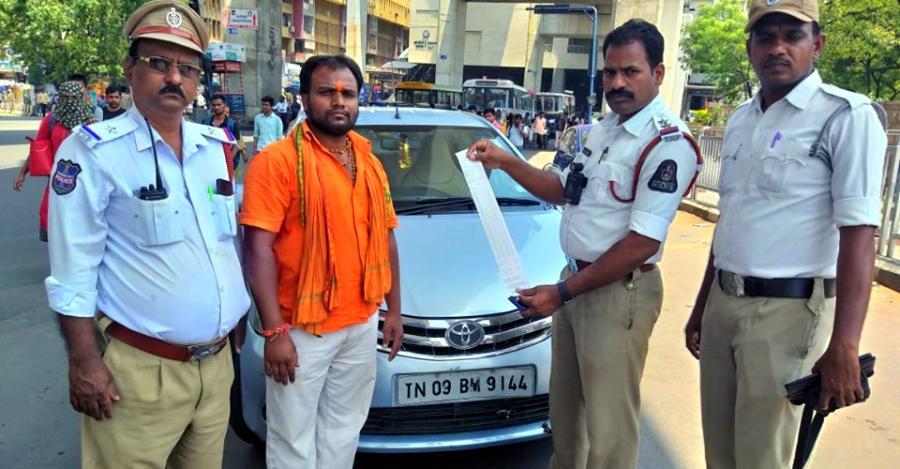Toyota Etios 1 Lakh Fine Featured