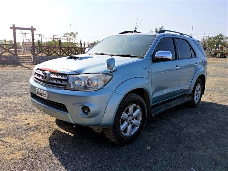 Toyota Fortuner Used 1