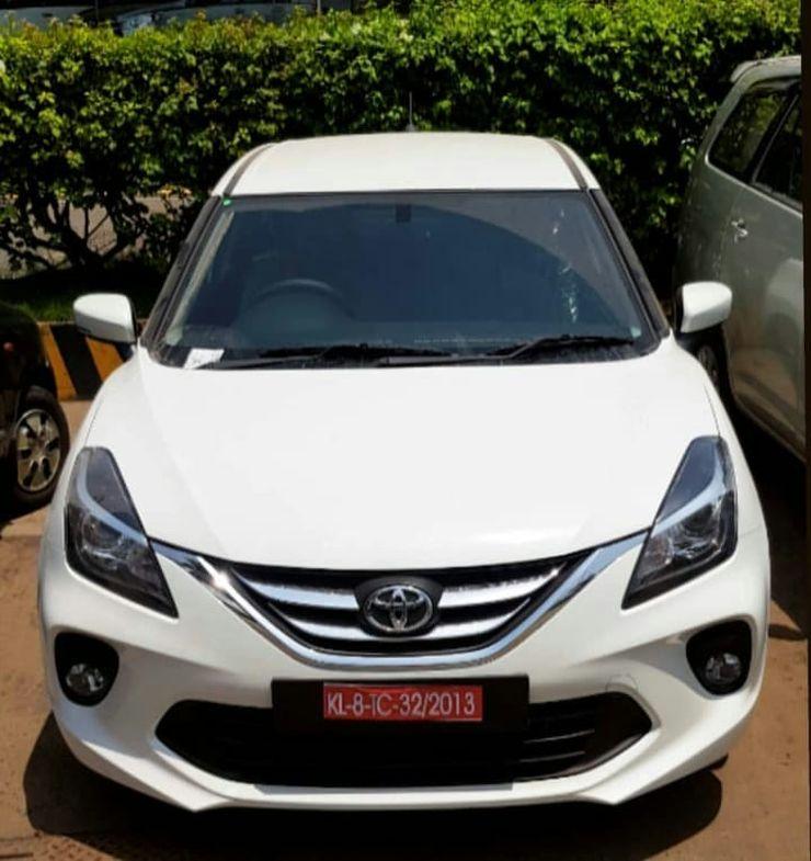 Toyota Glanza Bookings Of Maruti Baleno Based Premium Hatchback Now