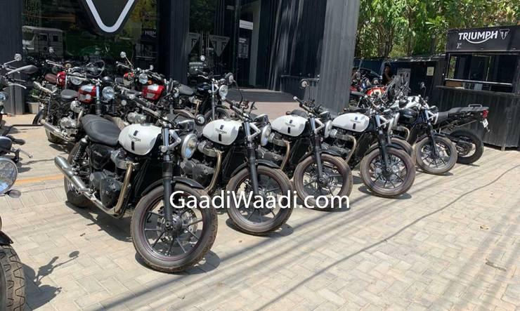 Triumph Discount India 3