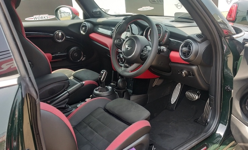 2019 Mini JCW (John Cooper Works) track review [with VIDEO]