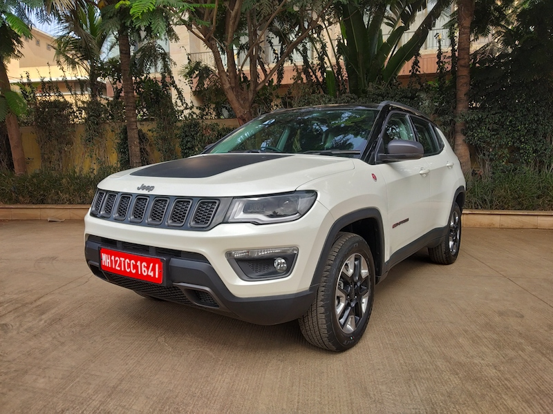 16jeep Compass Trailhawk Diesel Automatic