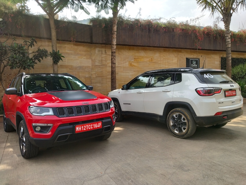 17jeep Compass Trailhawk Diesel Automatic