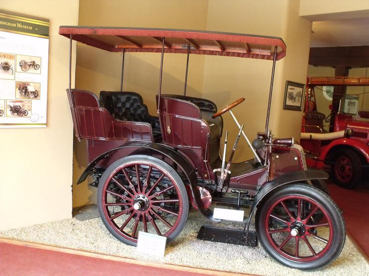 1900 Daimler