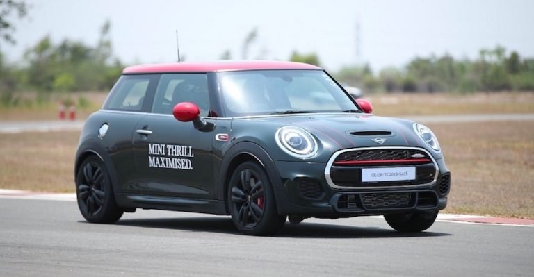 1mini Cooper Jcw India Review Chennai Copy
