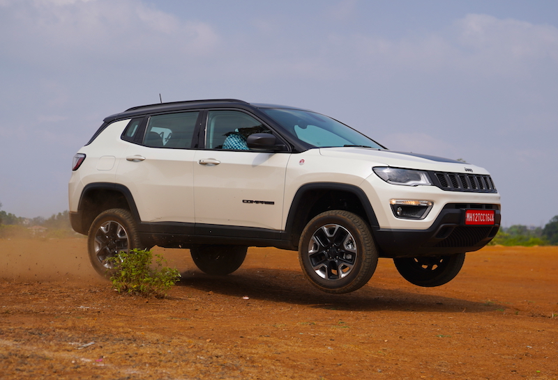 7jeep Compass Trailhawk Diesel Automatic