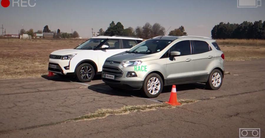 Ford Ecosport, Mahindra Xuv300