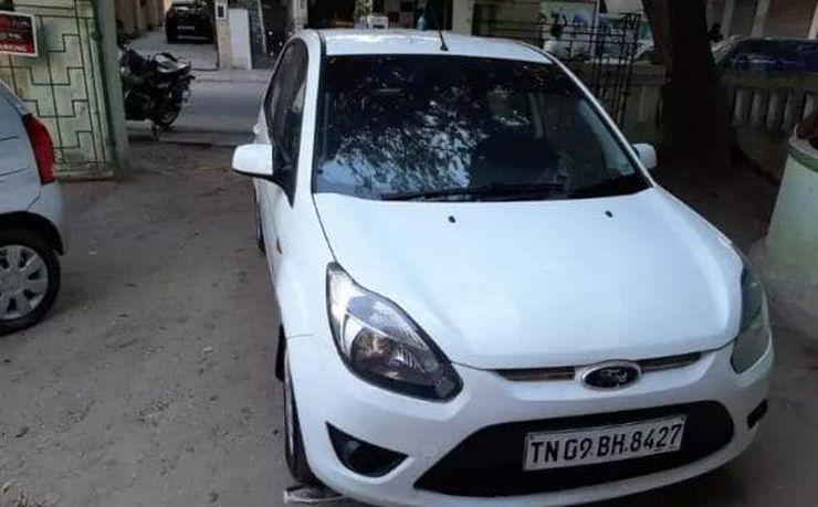 Ford Figo Used 11