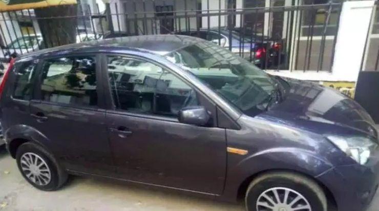 Ford Figo Used 13