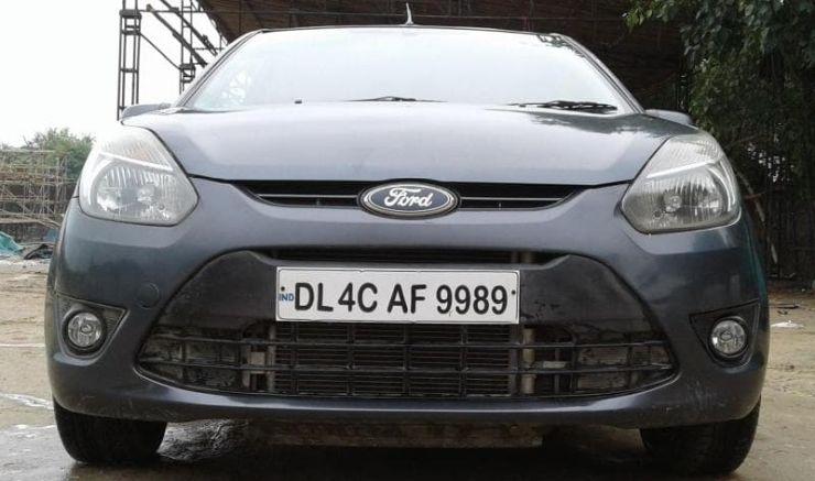 Ford Figo Used 16