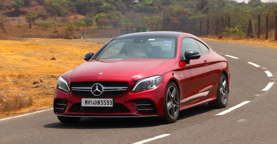 2019 Mercedes-AMG C43 High Performance Coupe in CarToq's Review