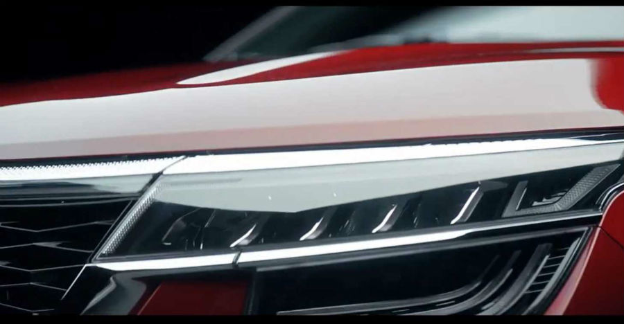 New teaser video of Kia Seltos reveals more about the upcoming Creta-challenger