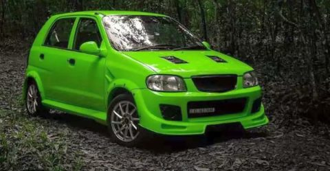 Maruti Alto K10 Featured