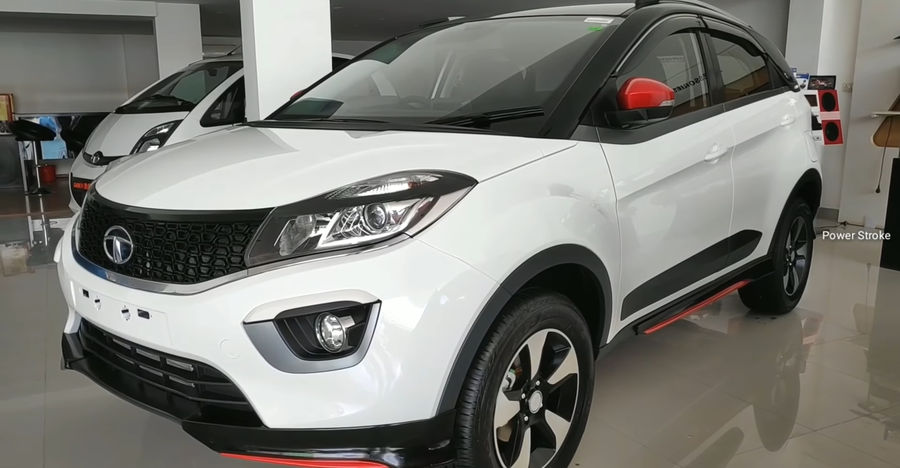 Tata Nexon gets a new variant with larger infotainment unit