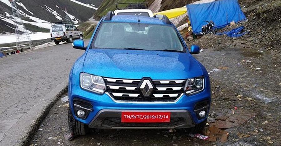 Renault Duster Facelift Featured