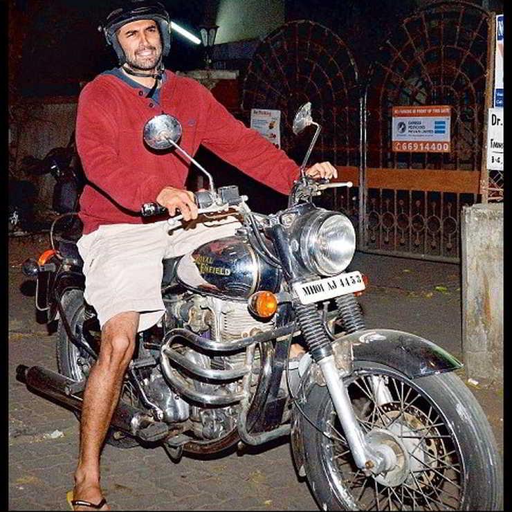 Aditya Roy Kapoor Royal Enfield