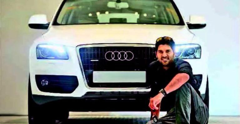 Audi Q5 Yuvraj Singh Featured