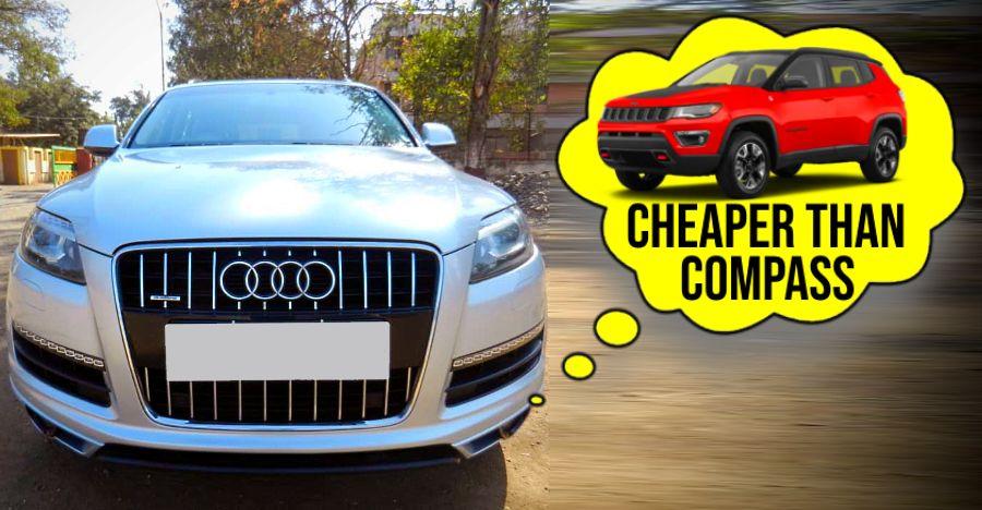 Audi Q7 Featured