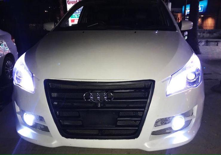 Audi Sx4 1