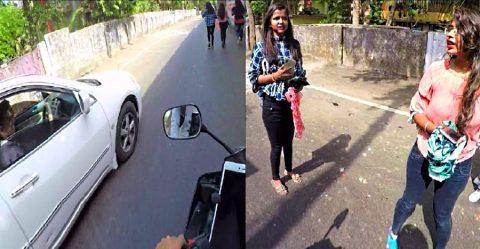 Biker Harassed Featured