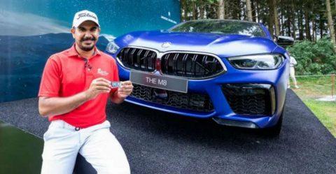 Bmw M8 Golfer Featured