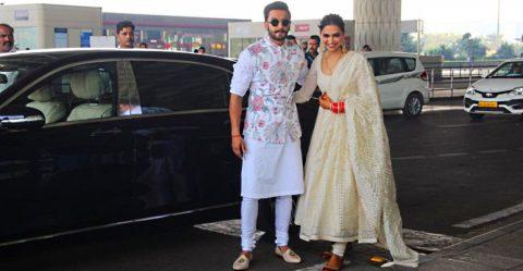 Deepika Padukone Ranveer Singh Mercedes Maybach Featured