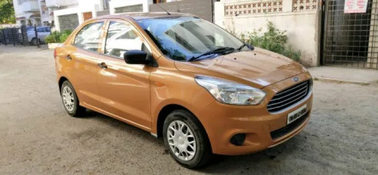 Ford Aspire Used