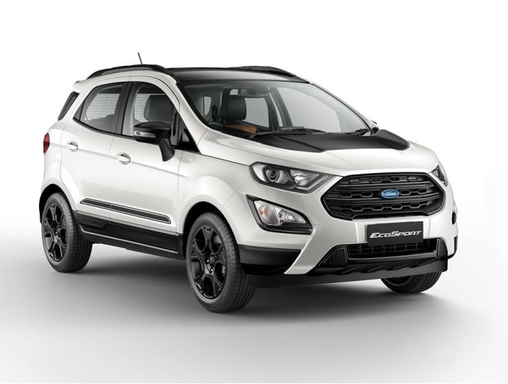 Ford Ecosport Thunder Edition 1