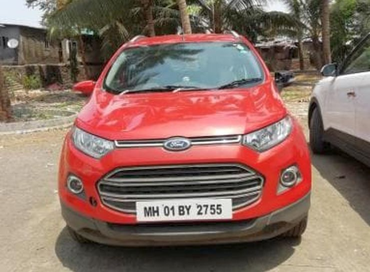 Ford Ecosport Used 1