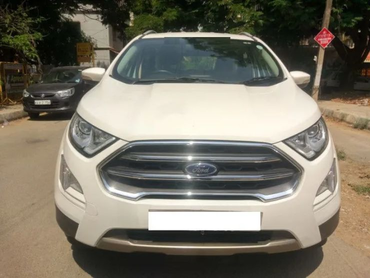 Ford Ecosport Used 3