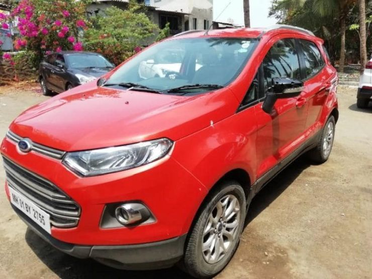 Ford Ecosport Used 4