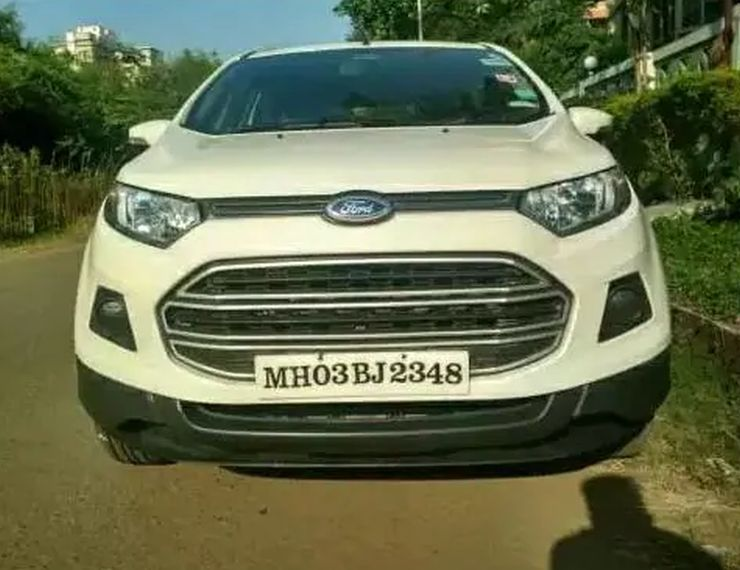 Ford Ecosport Used 5
