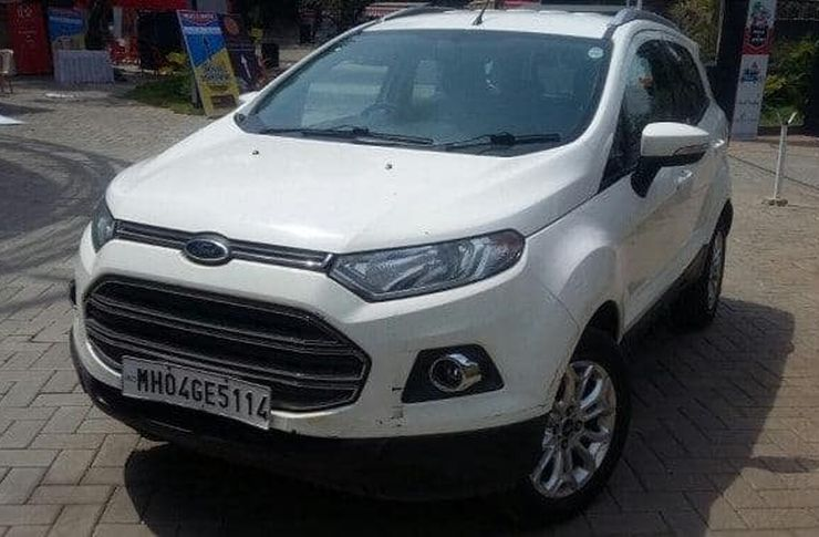 Ford Ecosport Used 6