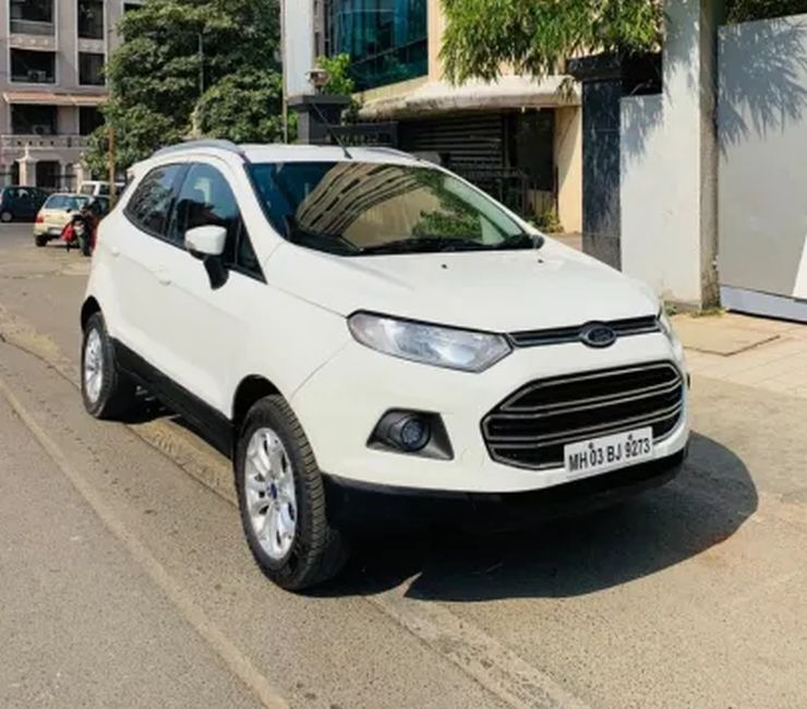 Ford Ecosport Used 7