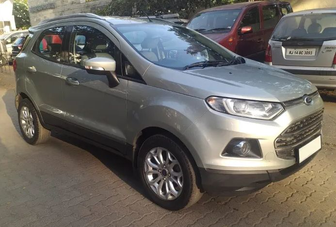Ford Ecosport Used 8
