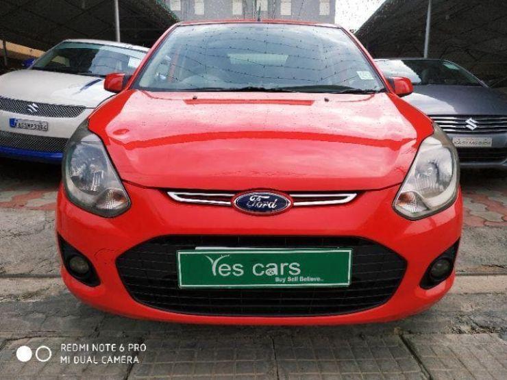 Ford Figo Used 23