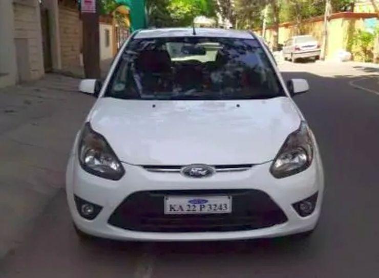 Ford Figo Used 24