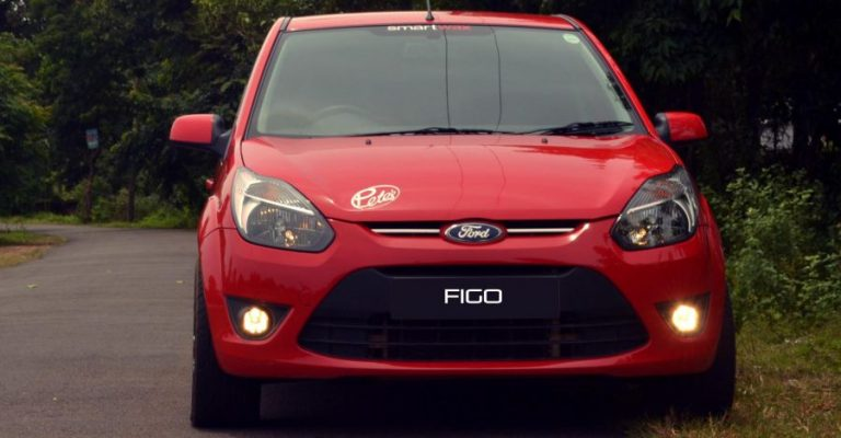Ford Figo Used Featured