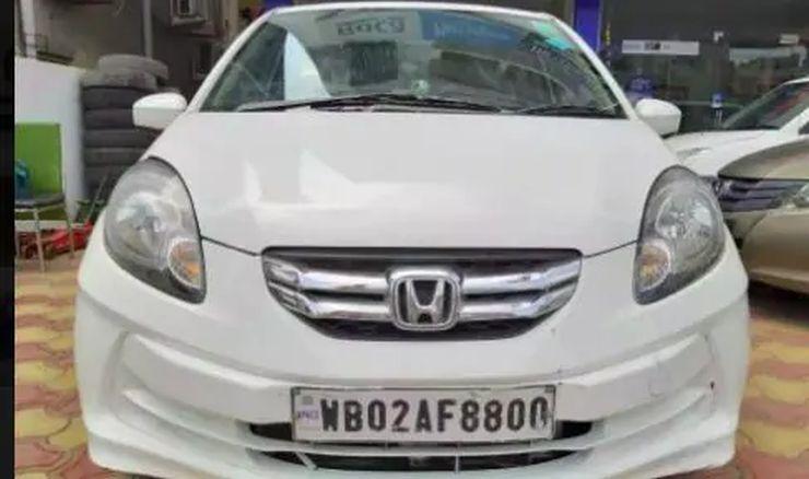 Honda Amaze Used 7