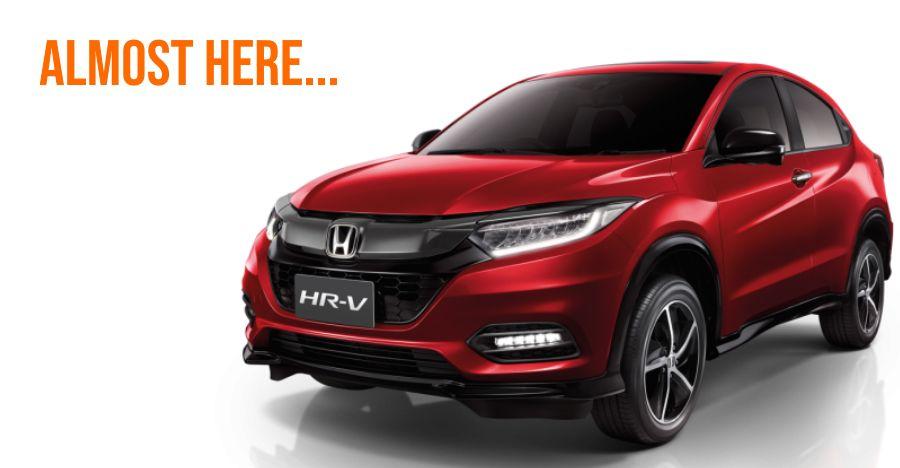 Honda Hr V Featured