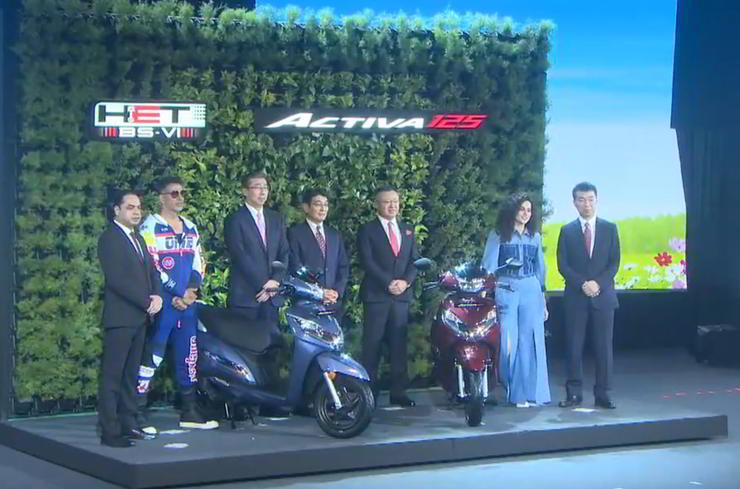 Honda Launch