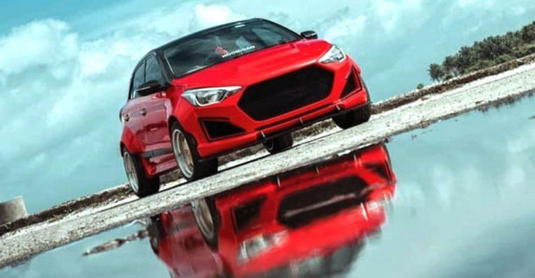 Hyundai Elite I20 Modified Featured