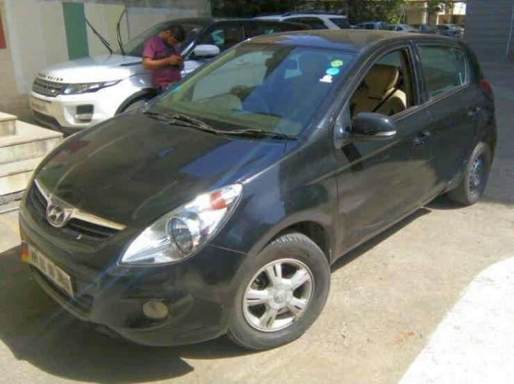 Hyundai I20 Used 1