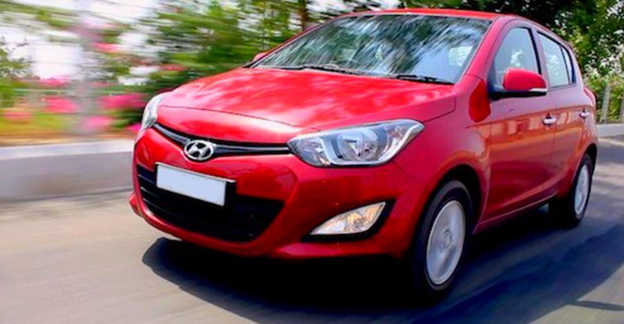 Hyundai I20 Used Featured