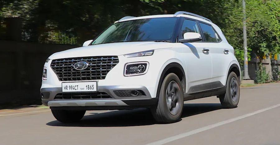 Hyundai Venue Acceleration Top Speed Featured