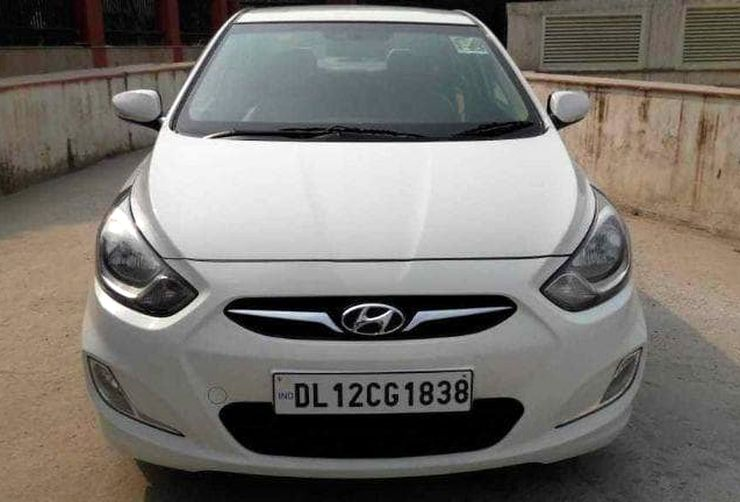 Hyundai Verna Used 5