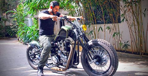John Abraham Royal Enfield Featured