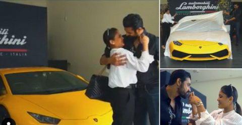 Lamborghini Wife Gift Featured