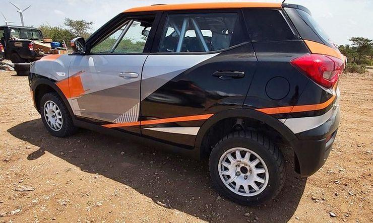 Mahindra Xuv300 Rally 2